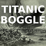 Titanic Boggle - Word Search