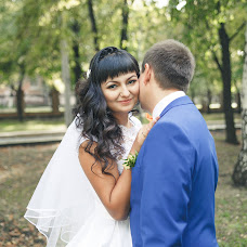 Wedding photographer Olesya Zhuchkova (lesyazhuchkowa). Photo of 17.04.2017