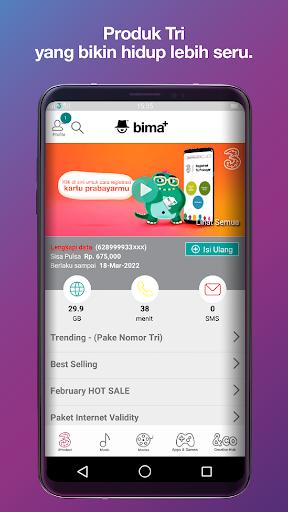 bima+  screenshots 2