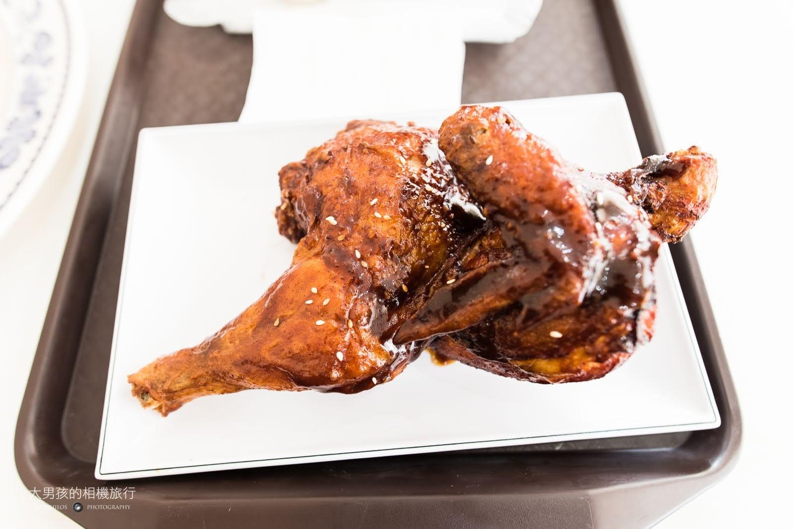 宜蘭「比薩客」令人吮指難以忘懷的可樂雞!