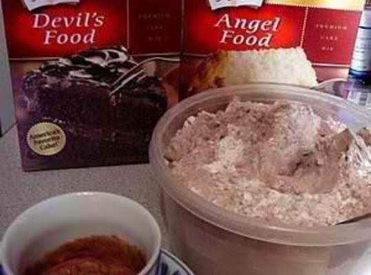 Mugged Cake