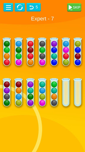 Ball Sort - Bubble Sort Puzzle Game 2.5 Pc-softi 6