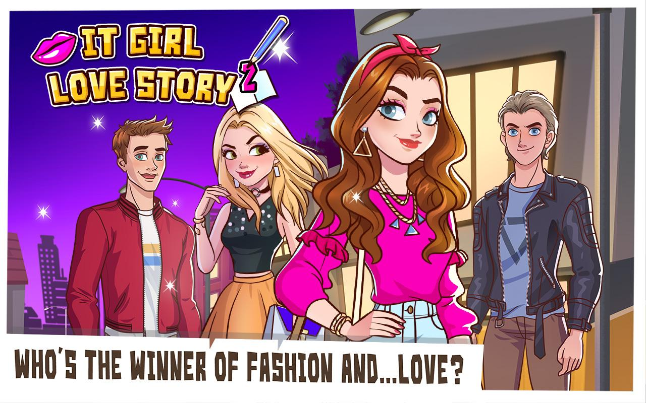 It Girl Secret Crush 2 - Choose Your Boyfriend- screenshot
