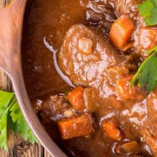 Braised Beef Bourguignon