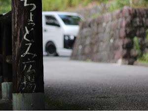 ハイエースバン GDH201V SUPER- GLのカスタム事例画像  箱バン☆200(KDH200V)さんの2018年05月15日18:00の投稿