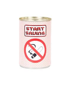 Sparbössa, Stop smoking
