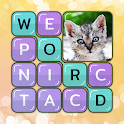 Word Search Puzzles with Pics - Free word game icon
