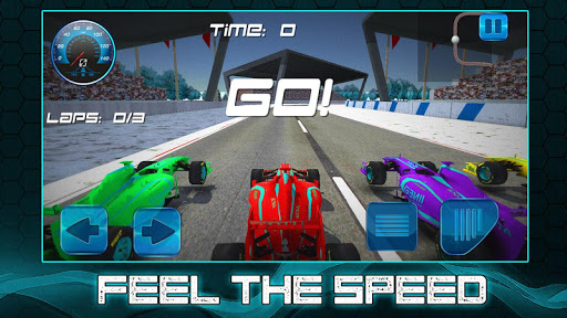 Racing Formula: Car Rivals
