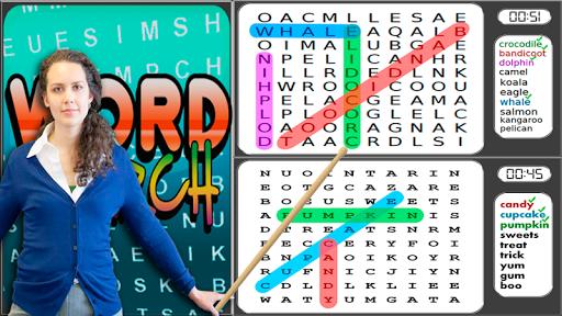 Real Word Search  Super Fun  screenshots 1