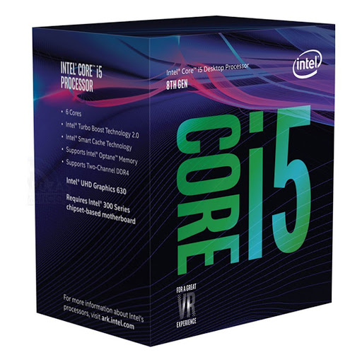 Bộ vi xử lý/ CPU Intel Core i5-8400 (9M Cache, up to 4.0GHz)
