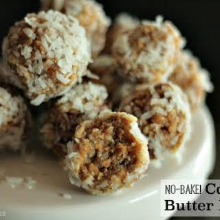 No-Bake Cookie Butter Balls.