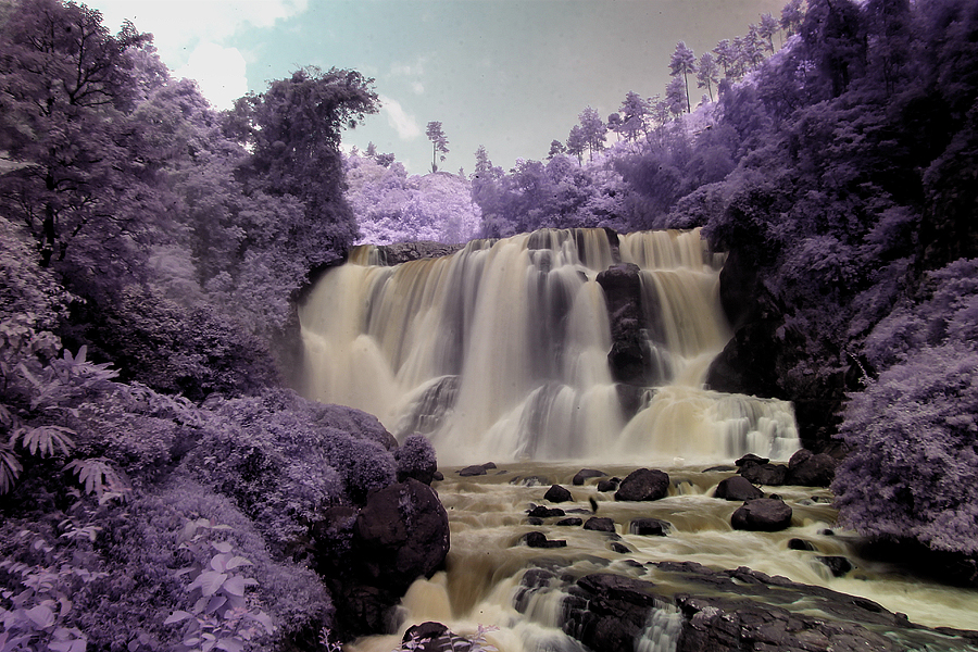 my fantasy land... by Arnold James - Landscapes Waterscapes