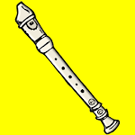 Flute Play Icon