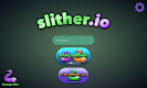 screenshot of slither.io