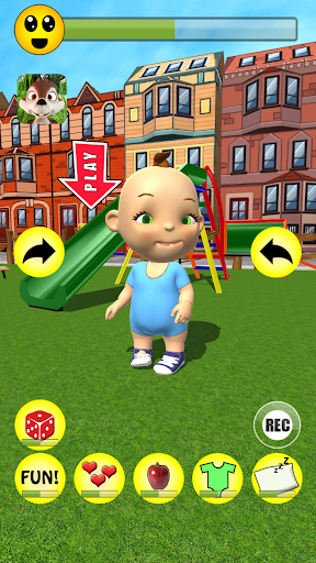 My Baby Babsy - Playground Fun 4.0 screenshots 8