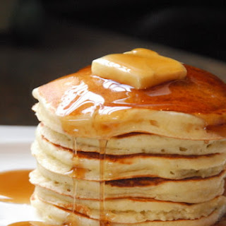 Fluffy Pancakes With Baking Soda Recipes.