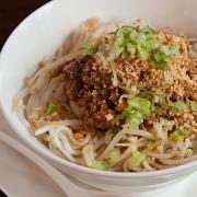 Dan Dan Noodles (Pork)