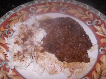 Tenderized Steak And Brown Gravy Recipe