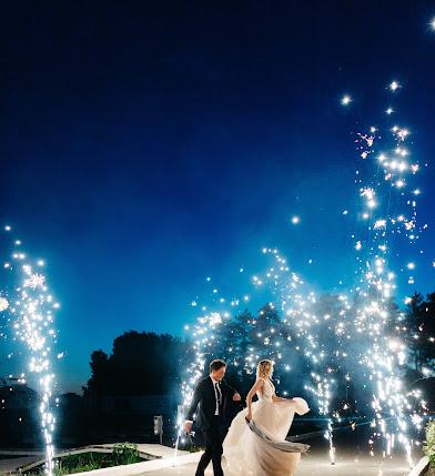 Bröllopsfotograf Denis Kalinkin (deniskalinkin). Foto av 20.11.2017