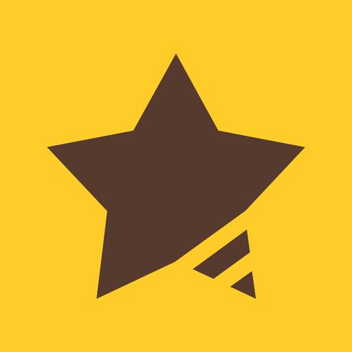 社交のスタビ - 出会い掲示板のStar Bee - LOGO-記事Game