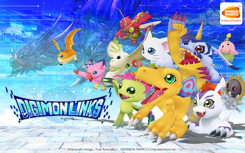 DigimonLinks Screenshot