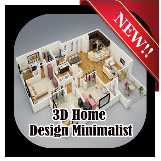 3D Home Design Minimalist