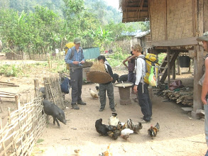 Photo: Some Activities in Ban Nalan Trail