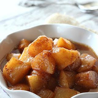 Cold Apple Desserts Recipes.