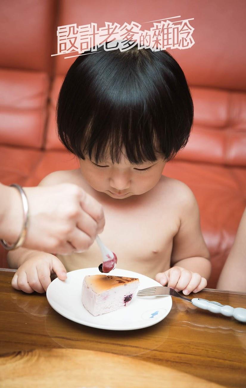 起士公爵-初夏桑葚乳酪蛋糕...如同名字般簡單浪漫的好吃蛋糕