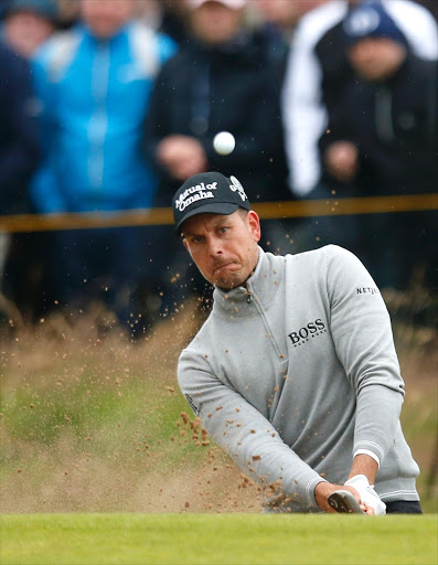 Henrik Stenson. Picture: REUTERS/PAUL CHILDS