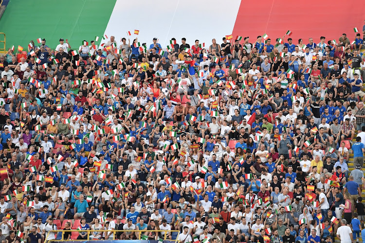 L'Italie compte bien accueillir du public lors des matchs de l'Euro à Rome