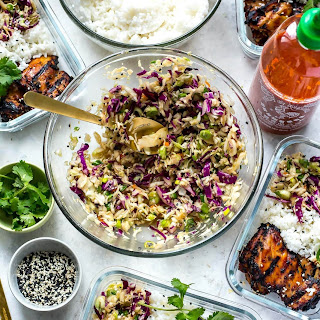 Korean Chicken Meal Prep Bowls Recipe