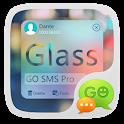 GO SMS Pro Z Glass Theme EX icon