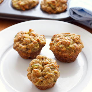 Healthy Toddler-Friendly Mini Muffins.