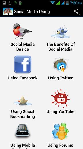 Social Media Using