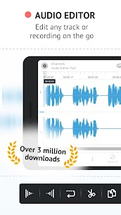 Audio Editor Tool 1.1.3 Mod APK Updated Android 1