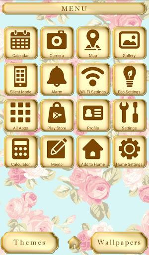 Cute Theme-Elegant Floral- 1.0.0 Windows u7528 2