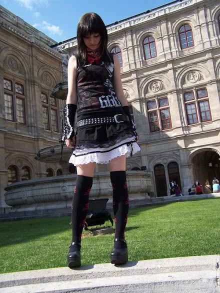 punk,Lolita,fashion