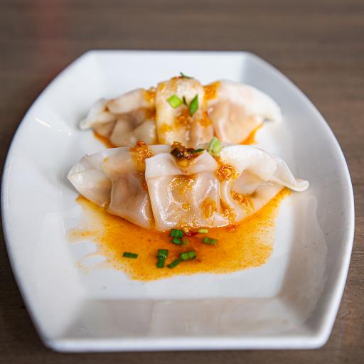 Chicken Red Curry Dumpling