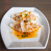 Chicken Red Curry Dumpling per piece