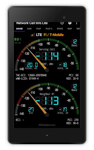 Network Cell Info Lite screenshot 15
