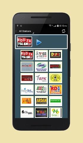 android Radio Indonesia Screenshot 2