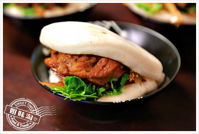 台南保安雞刈包
