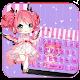 Cute Kawai Girl Keyboard theme APK