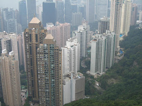 Photo: #023-Les tours de Hong Kong Island