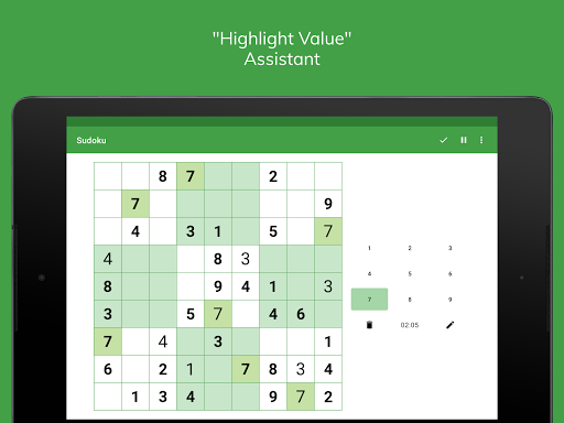Sudoku - Free & Offline 2.2.2 screenshots 12