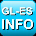OpenGL-ES Info icon