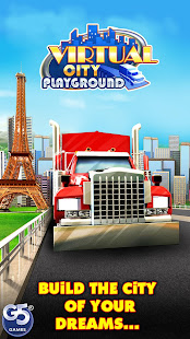Virtual City Playground: Building Tycoon poster
