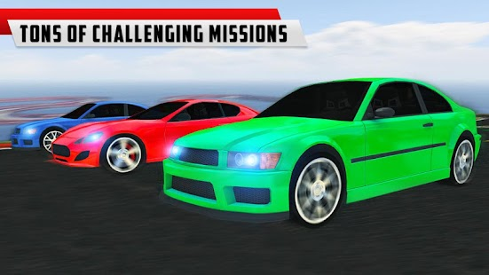 Reckless Crazy Sky Car Racing Simulator 2017 Android Apps On