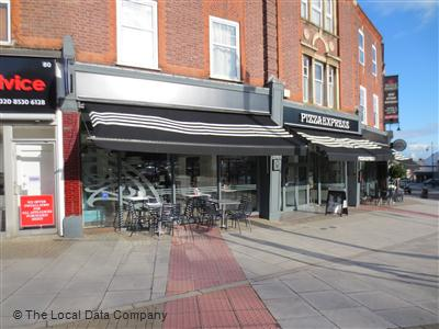 Pizzaexpress On High Road Restaurant Italian In South